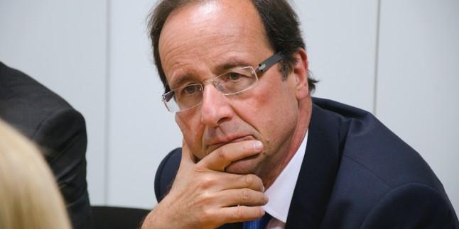 Hollande: Rusya'daki Ekonomik Kriz AB'nin Yararına Olmaz…
