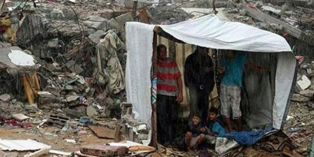 Yeniden İmarın Gecikmesi Gazze Halkını Mağdur Etti…