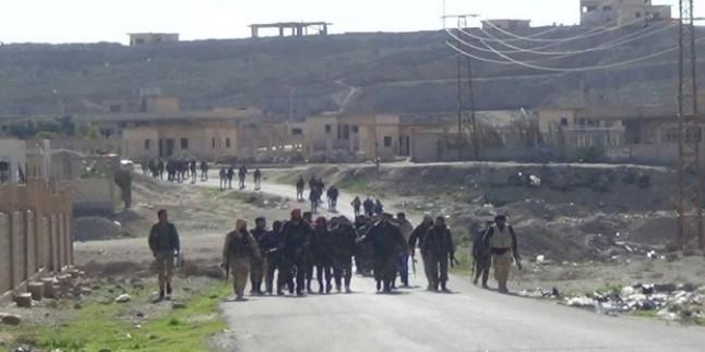 Deyrezzor'da Halk Savunma Güçleri IŞİD'e Karşı Başarılarını Sürdürüyor…