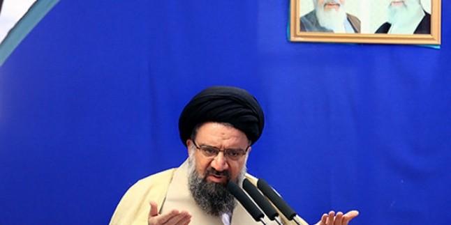 Tahran Cuma Namazı Hatibi: Terörist Örgütler Batılıların Bir Ürünüdür…