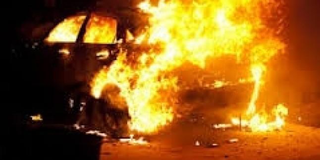 Yılbaşı Gecesi Fransa'da 940 Araç Kundaklandı…
