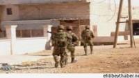Suriye Ordusu, Homs Kırsalında Çok Sayıda Teröristi Öldürdü…