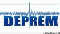 Van'da Deprem Oldu…