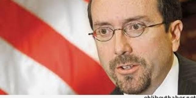 ABD Ankara Büyükelçisi Eğit-Donat Meselesinde ABD ve Türkiye'nin İşbirliğine Vurgu Yaptı…