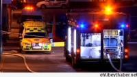 İsveç'te Bir Cami Daha Irkçı Saldırıya Uğradı…