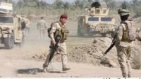 Irak Ordusu, Bakuba'nın Kuzeyinde Yer Alan 6 Köyü Geri Aldı…