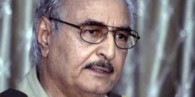 BM Libya Özel Temsilcisi, General Hafter'le İlk Kez Bir Araya Geldi…