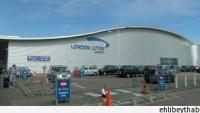 Londra'da Luton Havaalanı Boşaltıldı…