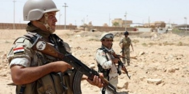 Irak'ta Teröristler Darbe Almaya Devam Ediyor…