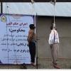 İran'da 2 Tecavüzcü Halka Açık Alanda İdam Edildi…