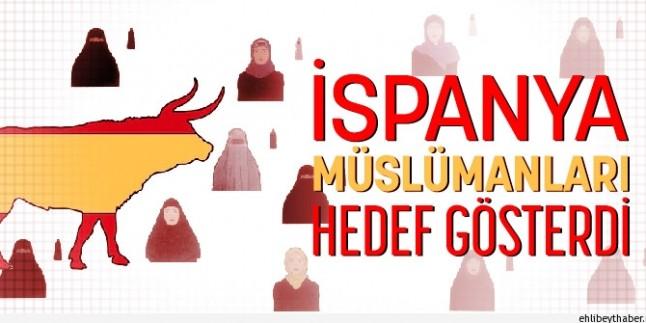 İspanya'dan Müslümanları Fişleme Tasarısı…