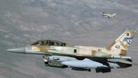 Korsan İsrail savaş uçakları, Gazze'nin kuzeyini bombaladı