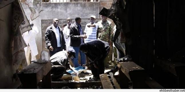 Kenya'da Kiliseye Saldırı Düzenlendi…