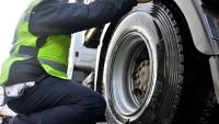 Kış lastiği takmayan 363 araca 190 bin lira ceza!