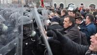 Kosova'da Gösterilerde 110 Kişi Yaralandı…
