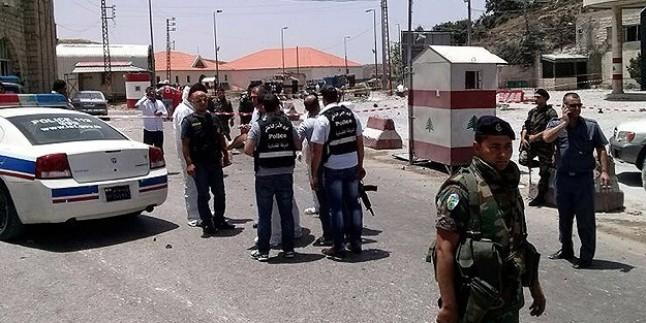 Lübnan'da İntihar Saldırıları Düzenlendi…