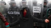 Meksika'da Kaçırılan Öğrenciler İçin Protestolar Devam Ediyor…