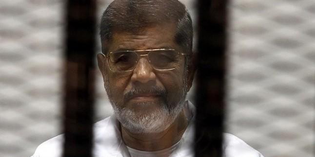 Mursi'nin karar duruşması için tarih belirlendi!