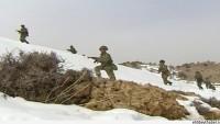 Suriye Ordusu Ağır Hava Koşullarına Rağmen Teröristleri Avlamaya Devam Ediyor…