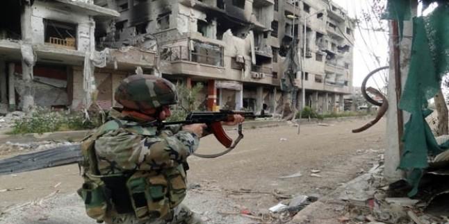 Suriye Ordusunun Operasyonları Ülke Genelinde Sürüyor…