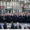 Paris'te Yürüyen Devlet Başkanlarının Gösteriş İçin Halktan Ayrı Yürüdüğü Ortaya Çıktı…