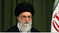 İmam Ali Hamaney, Ayetullah Ensari Şirazi'nin Vefatı Dolasıyla Taziye Mesajı Yayımladı