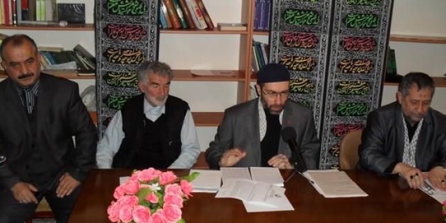 Bakü'de Düzenlenen Merasimle Tutuklu Bulunan Azeri Müslümanlar Anıldı…
