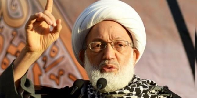 Ayetullah İsa Kasım: Bahreyn Halkının Direnişi Haklarını Elde Edinceye Kadar Sürecek…