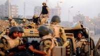 Mısır Kuzey Sina'da Yapılan Saldırıda 10 Asker Öldü.