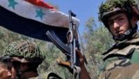 Suriye Ordusu, Deyrezzor Kırsalında IŞİD Teröristlerine Ait Birkaç Aracı İçindeki Teröristlerle Birlikte İmha Etti