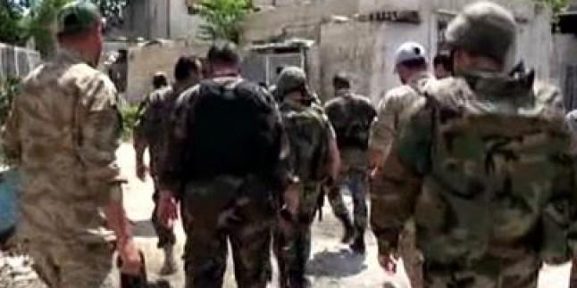 Suriye Ordusu Homs Kırsalının Doğusunda Çok Sayıda Teröristi Ölü ve Yaralı Düşürdü…