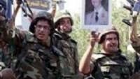 Suriye'de Sona Yaklaşılıyor; Teröristlerle, Suriye Ordusu Arasındaki Çatışmalar Şiddetlendi