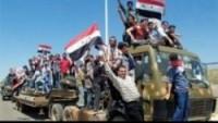Suriye: Önümüzdeki Günlerde Zafer İlan Edebiliriz