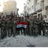 Suriye Ordusu, Homs Kırsalında Çok Sayıda Teröristi Öldürdü.