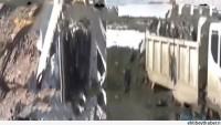 Video: Korsan İsrail'in Hizbullah'a Yaptığı Saldırı Sonrası Çekilen Görüntüler…