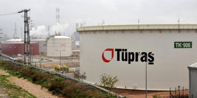 TÜPRAŞ'a 160 milyon lira vergi cezası