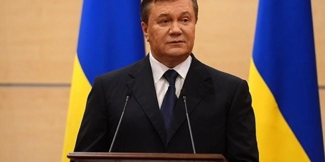 İnterpol Ukrayna Eski Cumhurbaşkanı Yanukoviç'i Arananlar Listesine Aldı…