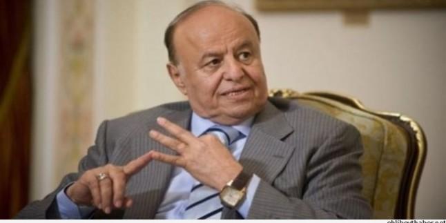 Yemen Cumhurbaşkanı: Bölünme(!) Tehlikesiyle Karşı Karşıyayız…