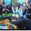 Foto: Siyonistler Hizbullah'ın Cehenneme Gönderdiği Leşleri Uğurladı…