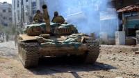 Video: Suriye Askerlerinden Halep'teki Nusra Teröristlerine Ağır Darbe; 35 Ölü Düzinelerce Yaralı