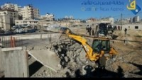 Korsan İsrail, Kudüs'te 20 bin evi yıkmaya hazırlanıyor…