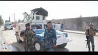 Bağdadi kenti IŞİD'den kurtarıldı…
