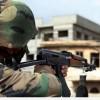 Ürdün'e sızan 5 kişi vuruldu