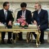 İran İslami Meclis Başkanı Ali Laricani, bu sabah Çin Dışişleri Bakanı Wang Yi ile görüştü…