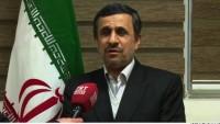 Ahmedinejad: Türkiye ile İran'ın el ele vermesi gerektiğine inanıyorum…