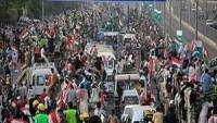 Pakistan'da terörizm karşıtı gösteri…
