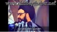 Video: Şehid Abbas Musavi: İsrail Yeryüzünden Silinmelidir…