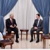 Esad, Buhari ve Ona Eşlik Eden Heyeti Kabul Etti…