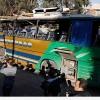 Nusra, Suriye'de Otobüse Saldırı Düzenledi…