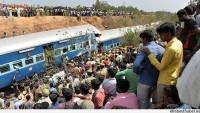 Hindistan'da tren kayaya çarptı: 11 ölü 42 yaralı…